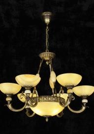 Выбираем красивую недорогую люстру на lampsaz.ua